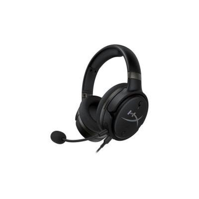 image HyperX HX-HSCOS-GM/WW Cloud Orbit S - Casque Gaming avec Audio 3D Waves Nx et technologie de reconaissance de mouvement de tête Waves Nx