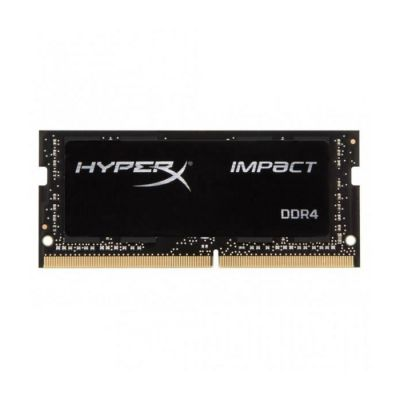 image HyperX Impact HX424S14IB/4 Mémoire 4Go 2400MHz DDR4 CL14 SODIMM