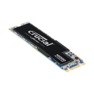 image Crucial 500Go CT500MX500SSD4 SSD interne MX500-jusqu'à 560 Mo/s (3D NAND, SATA, M.2 (2280)