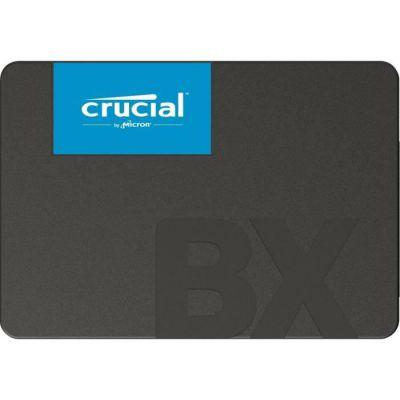 image Crucial SSD Interne BX500 120Go CT120BX500SSD1 (540 Mo/s, 3D NAND, SATA, 2,5 pouces)