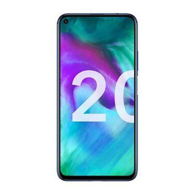 image Honor 20 - Smartphone Débloqué 4G - (Ecran : 6,26 Pouces - 6Go RAM - 128Go ROM, Double Nano SIM, Android P) Bleu Saphir [Version Française]