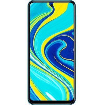 image Xiaomi Redmi Note 9S Smartphone 128GB 6GB Version Européenne Bleu, Aurora Blue, 6GB+128GB
