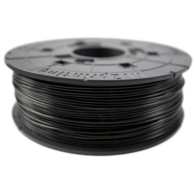 image Bobine de filament PLA, 600g, Noir pour imprimante 3 D Junior Mini et nano