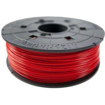 image Bobine recharge de filament ABS, 600g, Rouge pour imprimante 3 d DA VINCI 1.0PRO - 1.0A - 1.0AiO - 2.0A - 1.1 PLUS - Super