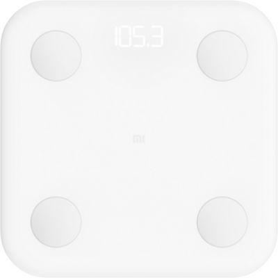image Xiaomi NUN4048GL MI balance Glass 2 Pèse personne, Blanc+Xiaomi NUN4048GL MI balance Glass 2 Pèse personne, Blanc