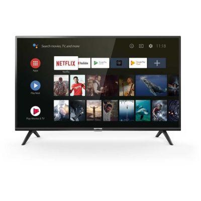 image TV LED HDTV 80 cm TCL 32ES560 - Wifi intégré - SMART TV Android TV - Tuner TNT terrestre / Cable / Satellite DVB-T2/C/S2 - USB - 2 x HDMI