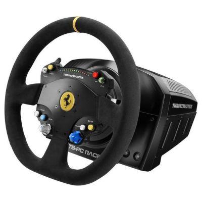 image Thrustmaster TS-PC RACER Ferrari 488 Challenge Edition célébrez le 70ème anniversaire de la marque Ferrari avec Thrustmaster compatible PC