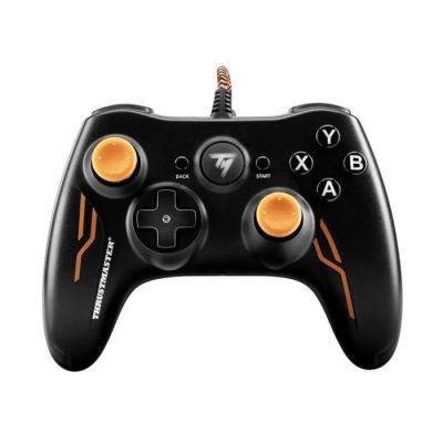 image ThrustMaster GP XID PRO Manette compatible PC Blanc/Noir/Orange