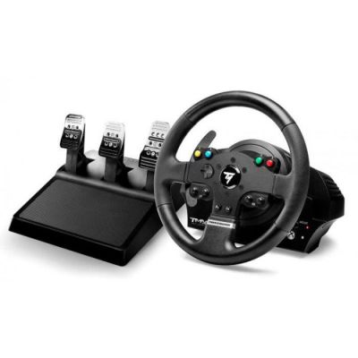 image Thrustmaster TMX PRO Force Feedback compatible PC /Xbox One