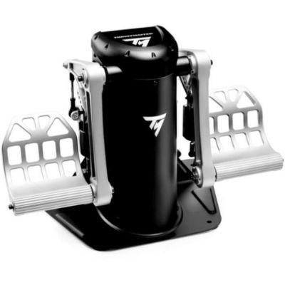 image produit Thrustmaster TPR palonnier expert pour simulation de vol compatible PC - livrable en France