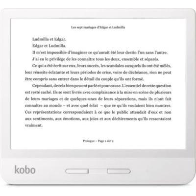 "image Liseuse Kobo Libra H2O 7"" Blanc"