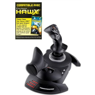 image produit Thrustmaster T-FLIGHT HOTAS X joystick + manette des gaz compatible PC / PS3 - livrable en France