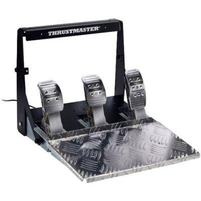 image Thrustmaster T3PA PRO large pédalier 3 Pédales 100% Métal, Réaliste et Haut de Gamme compatible volant Thrustmaster « T Series »