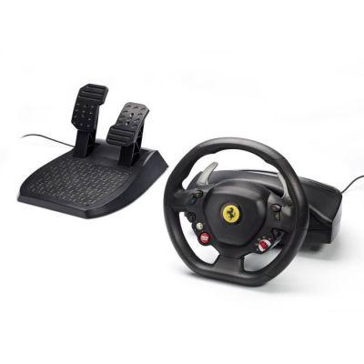 image THRUSTMASTER Volant PC Ferrari 458 Italia - Xbox 360