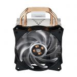image produit Cooler Master MasterAir MA410P RGB Ventilateurs de processeur '4 Heatpipes, 1 x MasterFan AB 120 RGB Ventilateur, LED RGB' MAP-T4PN-220PC-R1 - livrable en France