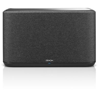 image Denon Home 150 Haut-Parleur multiroom HiFi avec HEOS intégré, Wi-FI, Bluetooth, USB, AirPlay 2, Audio Haute résolution, Compatible Alexa Home 350. Noir