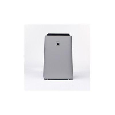 image SHARP UA-HG40E-L Purificateur d'air (avec fonction d'humidification, Amélioration de la qualité de l'air), Gris Clair