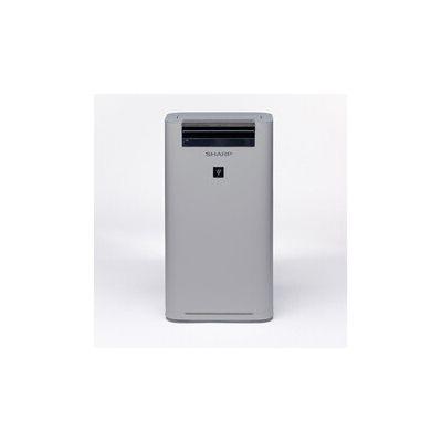 image SHARP UA-HG50E-L Purificateur d'air avec Fonction d'humidification, Amélioration de la Qualité de l'air, Gris Clair
