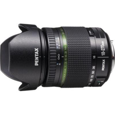 image Objectif pour Reflex Pentax SMC DA 18-270mm f/3.5-6.3 SDM