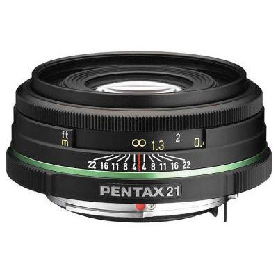 image Objectif pour Reflex Pentax HD DA 21mm f/3.2 noir AL Limited