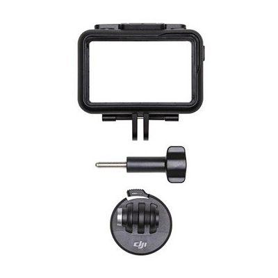 image DJI Osmo Action Part 8 Kit Cadre et Accesoire de Caméra - Kit D'accessoires pour Camera Osmo Action Cam, Inclu un Cadre de Camera Spécifique pour Action Cam