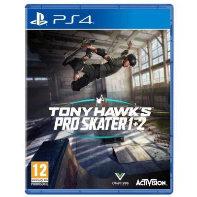 image Tony Hawk's Pro Skater 1+2 (PS4)