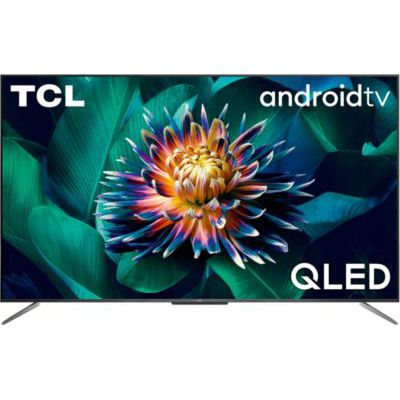image TV QLED TCL 50C715 Android TV