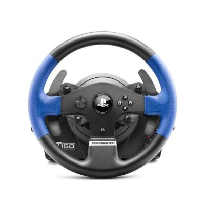 image Thrustmaster T150 Force Feedback volant Force Feedback 1080° compatible PC / PS4 / PS3