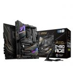 image produit CM MSI MEG Z490 ACE  (ATX,  Socket 1200 Intel Z490 Express) - livrable en France