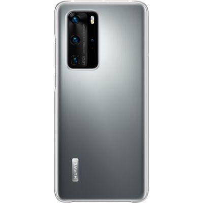 image Huawei P40 Pro Clear Coque pour téléphone Portable, Accessoire Original, Transparent