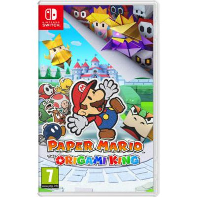 image Jeu Paper Mario: The Origami King sur Nintendo Switch