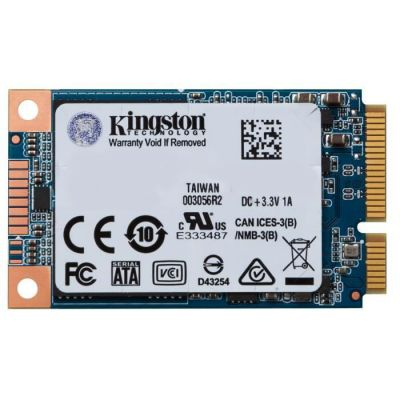 image KINGSTON 120GB SSDNow UV500 mSATA, Negro