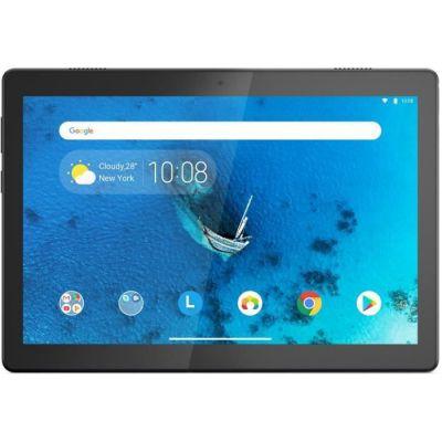 """image Lenovo Tab M10 10.1"""" HD tablette tactile noire (Processeur Qualcomm Snapdragon 429 4Coeurs, 2Go de RAM, 32Go de Stockage, Android Pie 9.0)"""