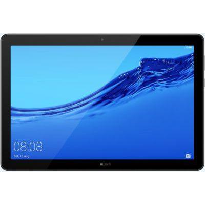 """image HUAWEI MediaPad T5 10 4G LTE Tablette Tactile 10.1"""" Noir (32Go, 3Go de RAM, Écran Full HD 1080p, Android 8.0"""