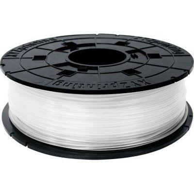 image XYZ PRINTING RFPLFXEU00C - Cartouche de filament avec 600 g de filament - PLA 1.75 mm - Naturel - Spécialement conçu pour les imprimantes XYZ Printing Junior