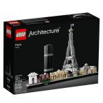 image produit Jeu de construction Lego Architecture Paris n°21044