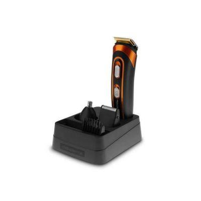 image Rowenta Trim & Style Tondeuse multi-usages Wet & Dry pour un rasage parfait du visage TN9100F1