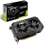 Carte graphique Asus TUF Gaming GeForce GTX 1650 Super OC Gaming - livrable en France