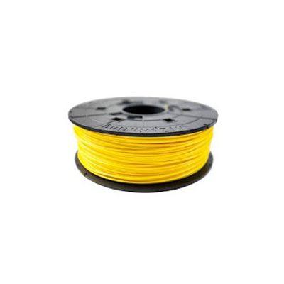 image Cartouche de filament ABS, 600g, Jaune Clair pour imprimante 3 d DA VINCI 1.0PRO - 1.0A - 1.0AiO - 2.0A - 1.1 PLUS - Super