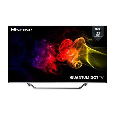 image TV QLED 4K Hisense 55 pouces 55U7QF (Dolby Vision/HDR10+ - Wi-Fi/Bluetooth - Dolby Atmos)