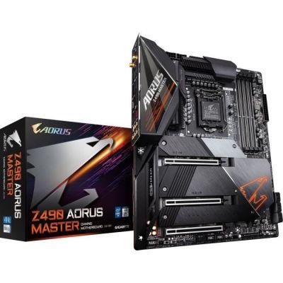 image Gigabyte Z490 Aorus Master, Intel Z490 Mainboard - Sockel 1200