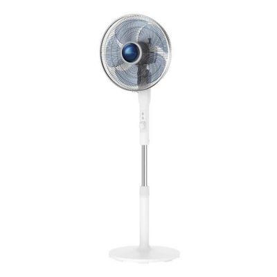 image Rowenta Turbo Silence Extrême+ Ventilateur Puissant Faible niveau sonore Sur pied 4vitessesOscillation automatique Hauteur réglable VU5740F0