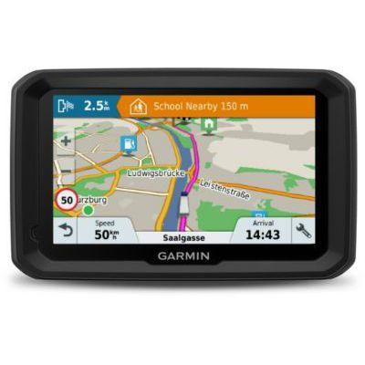 image Garmin - Dēzl 580 LMT-D - GPS pour Poids Lourd - 5 pouces - Cartes Europe - Cartes et Trafic gratuits à vie