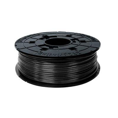image XYZprinting RFPLBXEU00H Recharge PLA Filament, 600 g, Noir