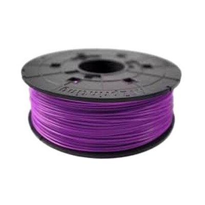 image Bobine recharge de filament ABS, 600g, Pourpre pour imprimante 3 d DA VINCI 1.0PRO - 1.0A - 1.0AiO - 2.0A - 1.1 PLUS - Super