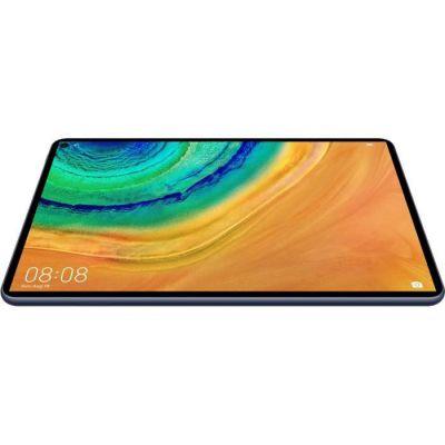 image HUAWEI MatePad Pro Tablette de 10.8'', Ecran FullView, Processeur Kirin 990, Collaboration Multi-écran, EMUI 10.0.1 (Basé sur Android 10.0), 6 Go RAM, 128 Go ROM, Midnight Grey
