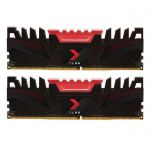 image produit Kit Mémoire PNY XLR8 - 32Go (2 x 16Go) - 3200 MHz - DDR4 - CAS 16 (MD32GK2D4320016XR)