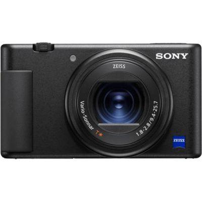 image Sony ZV-1   Appareil Vlog Sony (Capteur CMOS RS 1.0, AF avec Suivi en Temps réel sur l'œil (Photo & vidéo),écran orientable, vidéo 4K HDR + Batterie Rechargeable Série X