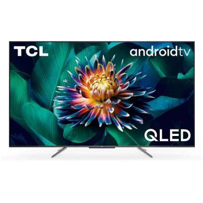 image TCL 55AC710 TV QLED 4K - 55- (139cm) - HDR - Android TV - Disney + - 3xHDMI - 2xUSB - Classe énergétique A+