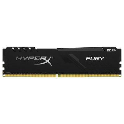 image HyperX FURY Black HX432C16FB3/8 Mémoire 8Go 3200MHz DDR4 CL16 DIMM 1Rx8